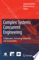 Complex Systems Concurrent Engineering  : Collaboration, Technology Innovation and Sustainability