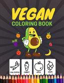 VEGAN Coloring Book