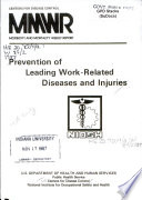 Prevention of Leading Work-related Diseases and Injuries