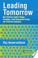 Leading Tomorrow