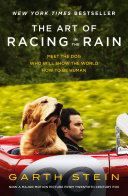The Art of Racing in the Rain Garth Stein Cover