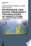Microwave and Radio Frequency Technologies in Agriculture
