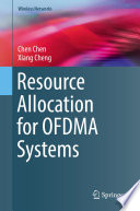 Resource Allocation for OFDMA Systems