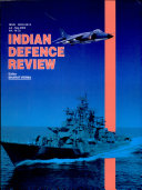 Pdf Indian Defence Review