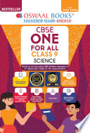 Oswaal CBSE One for All  Science  Class 9  For 2022 Exam