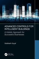 Advanced Controls for Intelligent Buildings