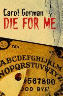 Die for Me Pdf/ePub eBook
