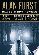 Classic Spy Novels 3 Book Bundle