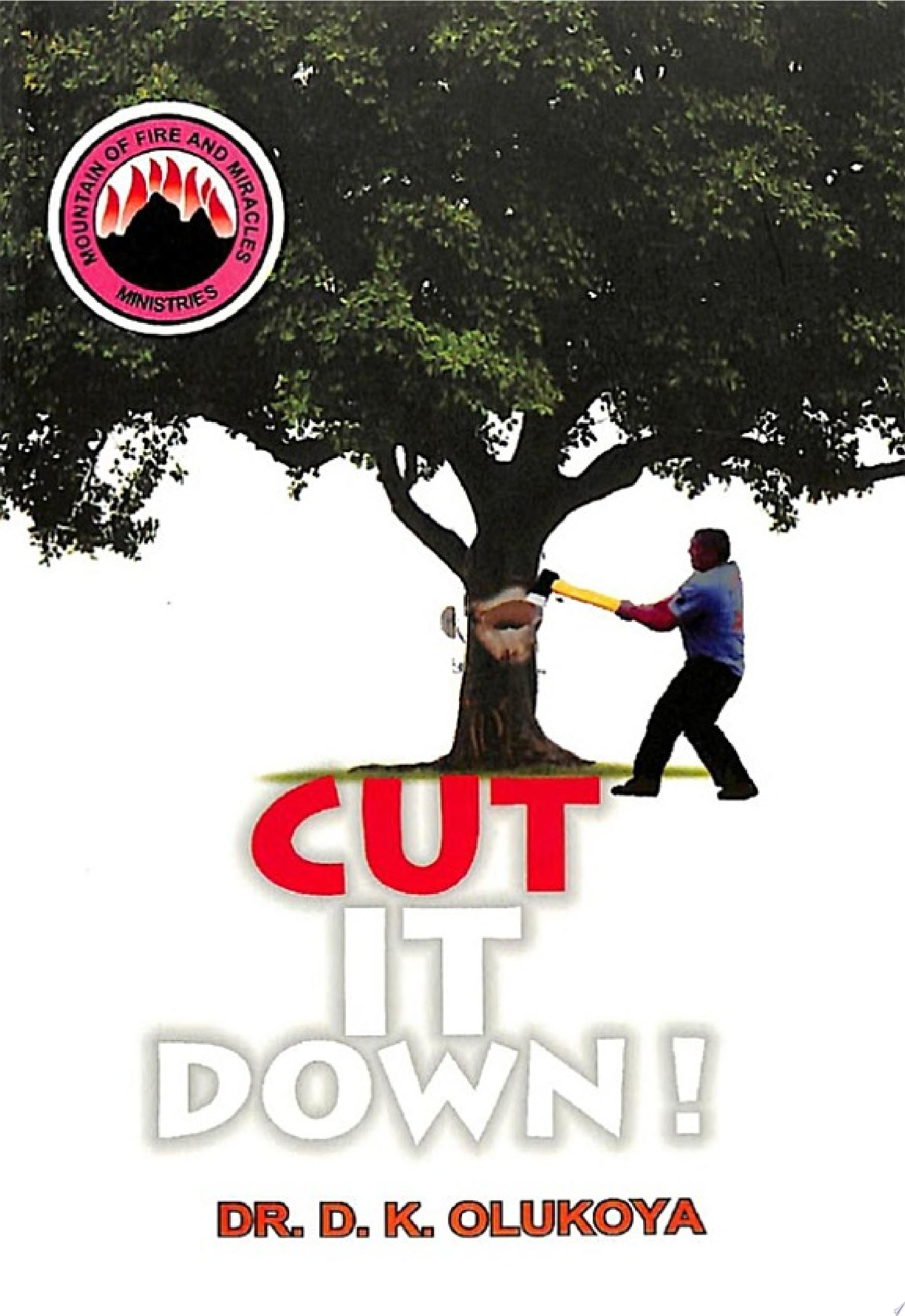 Cut it down