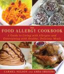 The Food Allergy Cookbook Book