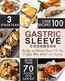 Gastric Sleeve Cookbook