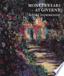 Read Online Monet's Years at Giverny For Free