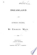 Dreamland and Other Poems