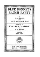 Blue Bonnet s Ranch Party