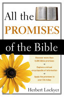 All the Promises of the Bible [Pdf/ePub] eBook