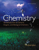 link to Chemistry:  An Introduction to General, Organic, and Biological Chemistry in the TCC library catalog