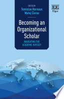 Becoming an Organizational Scholar