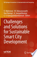 Challenges and Solutions for Sustainable Smart City Development Book