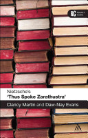 Nietzsche s  Thus Spoke Zarathustra  Book PDF