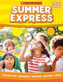 Summer Express, Between Grades PreK & K