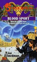 Blood Sport Book