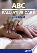 ABC of Palliative Care
