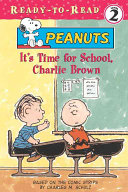 It s Time for School  Charlie Brown