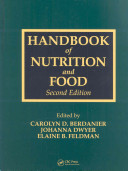 Handbook of Nutrition and Food  Second Edition