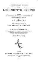 A Rudimentary Treatise on the Locomotive Engine