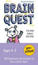 Brain Quest Preschool