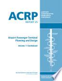 Airport Passenger Terminal Planning and Design: Guidebook