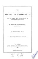 The history of Christianity     to the abolition of paganism in the Roman empire