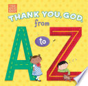 Thank You  God  from A to Z