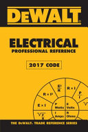 DEWALT Electrical Professional Reference - 2017 NEC