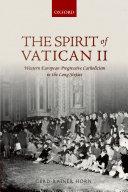 The Spirit of Vatican II