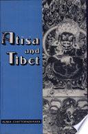 Atisa And Tibet Book