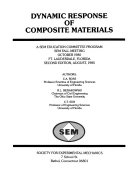 Dynamic Response of Composite Materials
