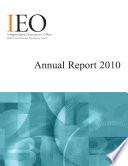 Ieo Annual Report 2010 Epub