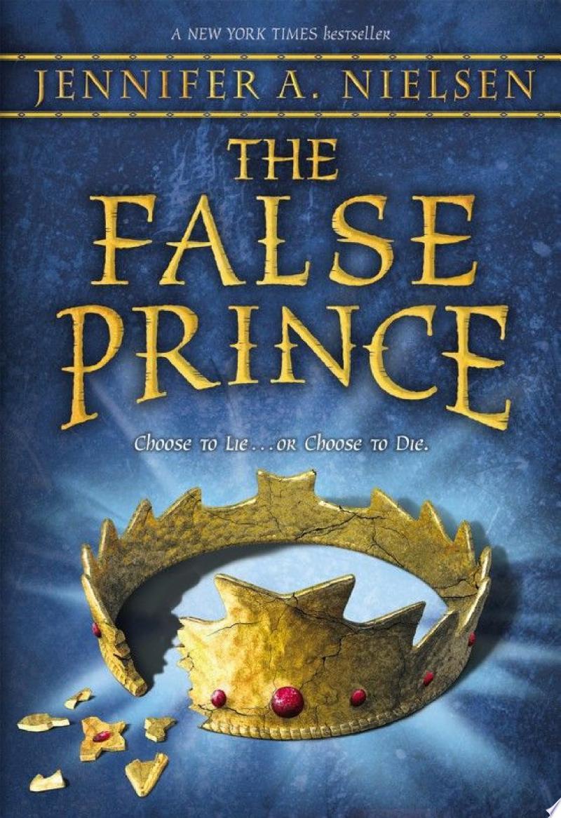 The False Prince (The Ascendance Series, Book 1) banner backdrop