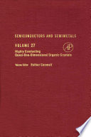 Semiconductors and Semimetals