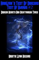 AabiLynn's Test Of Dragons, Test Of Swords #2 Dragon Hearts And Nightmarish Times Pdf/ePub eBook
