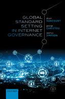 Global Standard Setting in Internet Governance Pdf/ePub eBook
