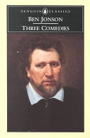 Ben Jonson Books, Ben Jonson poetry book