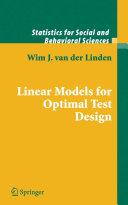 Pdf Linear Models for Optimal Test Design