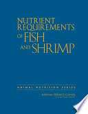 Nutrient Requirements of Fish and Shrimp Book