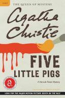 Five Little Pigs [Pdf/ePub] eBook