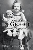 Pdf A Hidden Child in Greece