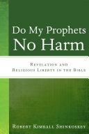 Pdf Do My Prophets No Harm