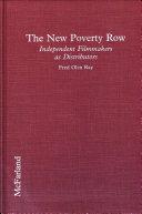 The New Poverty Row