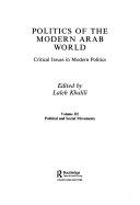 Politics of the Modern Arab World
